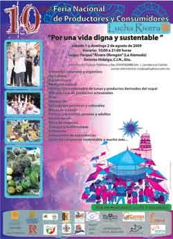 10a Feria de Economia Solidaria México