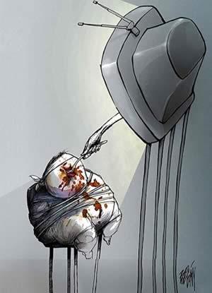 Obesidad infantil relacionada a la publicidad por televisión en México