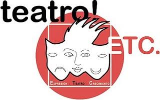 Cartel de teatro y expresion corporal en Barcelona