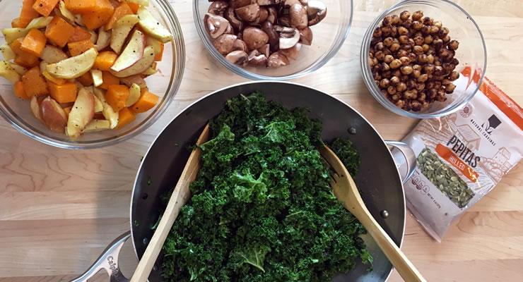 Afectación nutricional y organoléptica de vegetales en el proceso de elaboración