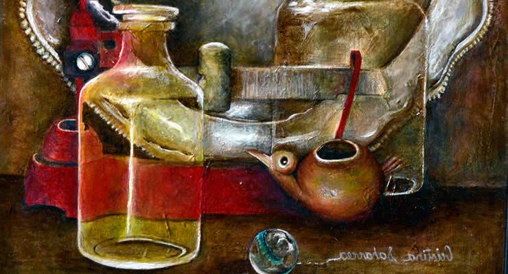 Exposición de pintura al oleo