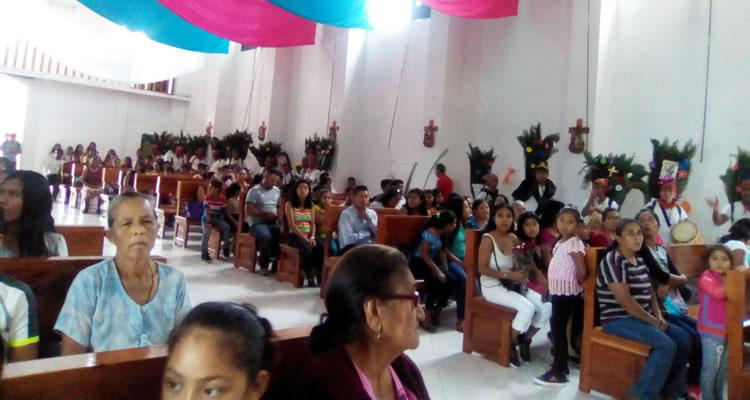 Misa para San Cristóbal Mártir. Escobar Orantes, I. A. (2018)