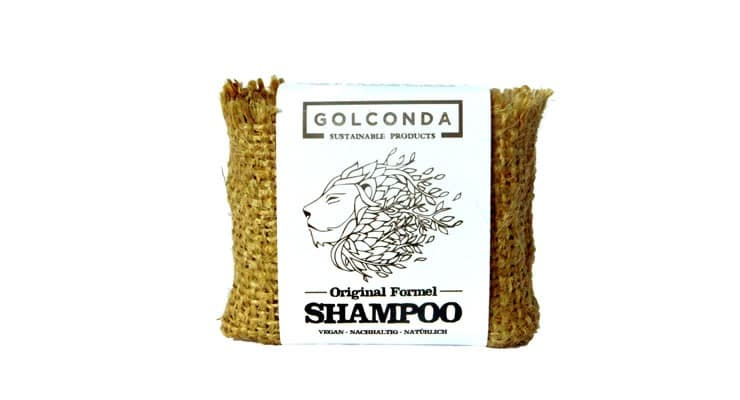 Golconda Shampoo Bar: Return to Natural