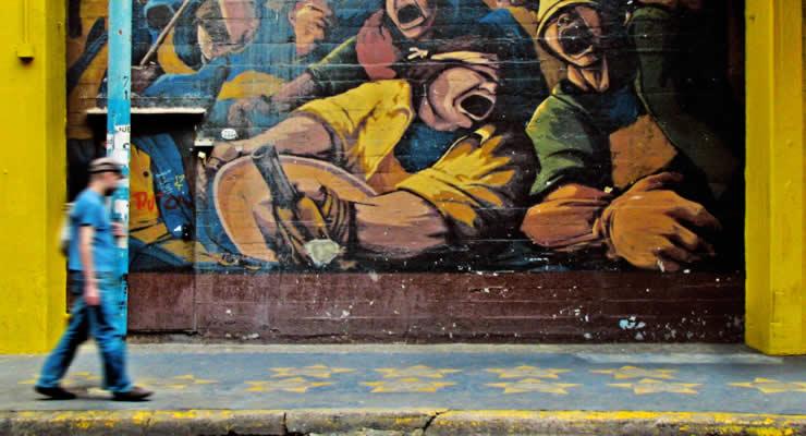 Inmigrantes de América del Sur en Buenos Aires; construcción de nuevas identidades