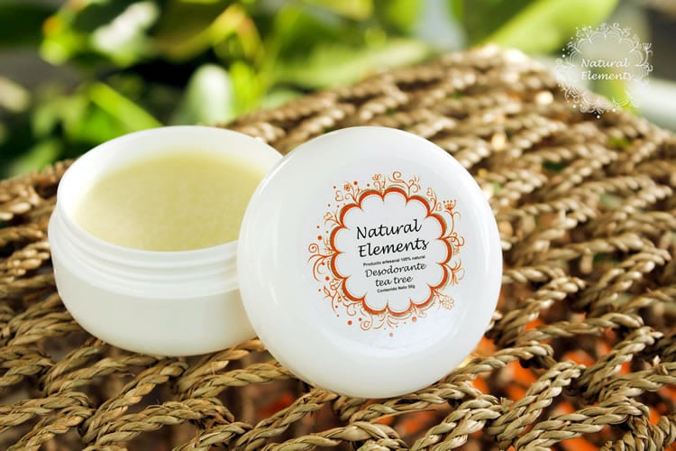 Natural elements: productos cosméticos naturales
