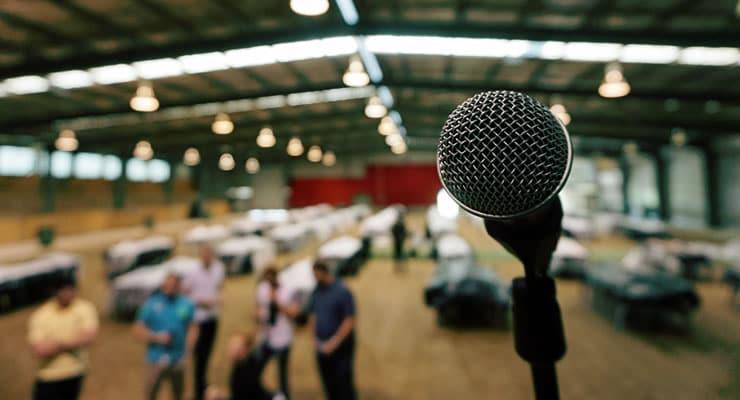 Medios para promocionar un evento
